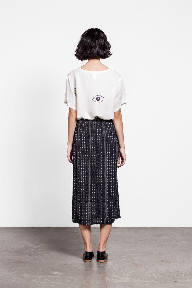 One of a Few — Ace & Jig Midi Skirt