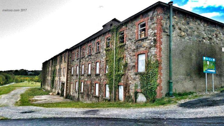 19th century Woollen mills factory in Kilmacthomas, Waterford