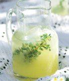 Tymiánová limonáda s vodkou