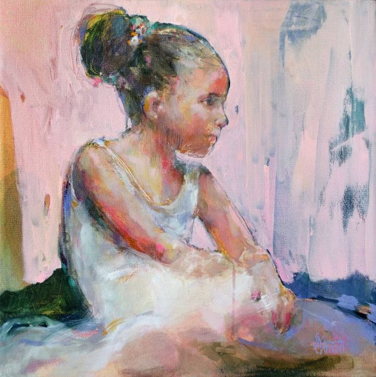 "Saatchi Art Artist Fernanda Cataldo; Painting, ""Rare Bird"" #art"