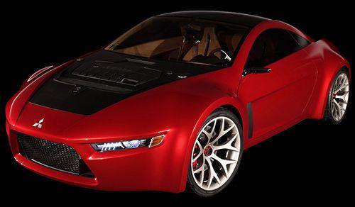 Mitsubishi Concept RA (2008)