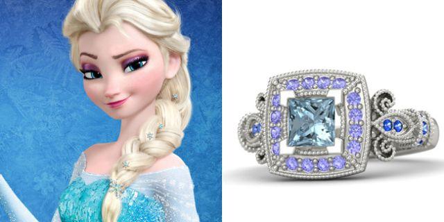 Gli+Anelli+Di+Fidanzamento+Ispirati+Alle+Principesse+Disney