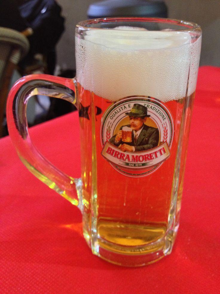La birra di cambiale di Moretti