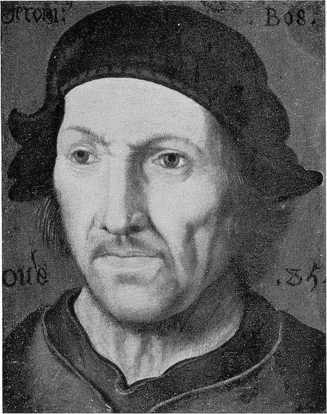 Jheronimus Bosch (El Bosco)