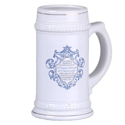 Commemorative Glass Prince George