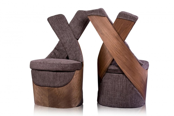 Filipino Banahaw Chairs Contemporary Furniture Dining