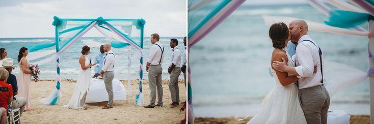 Hochzeit In Der Dominikanischen Republik Im Grand Sirenis Punta Cana Re Cana Der Destinationweddi Punta Cana Hochzeitsfotograf Dominikanische Republik
