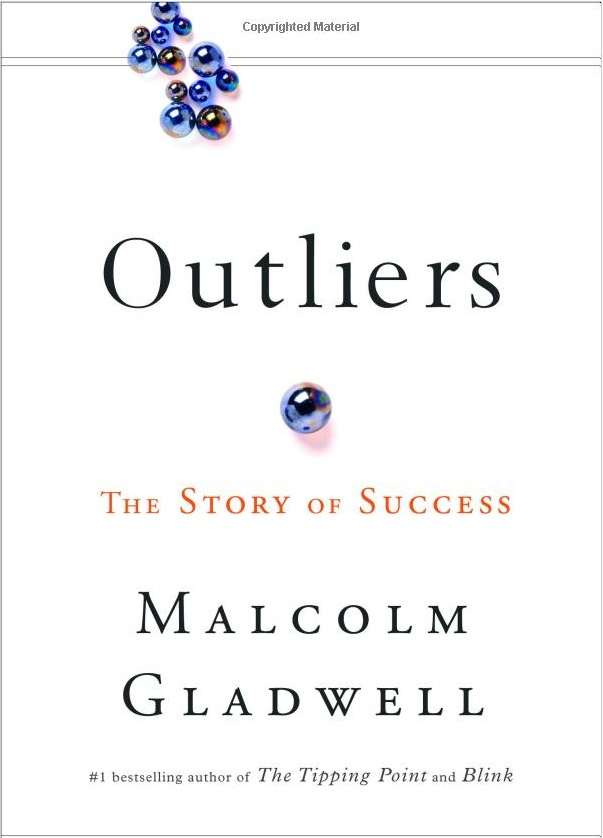 Outliners- not what I expected, but as with his other books, fascinating!! great book!