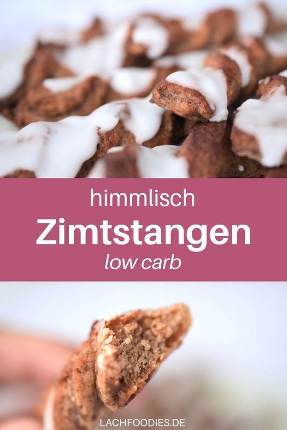 Low Carb Zimtstangen Rezept Backen Ohne Zucker Lecker Und Backrezepte