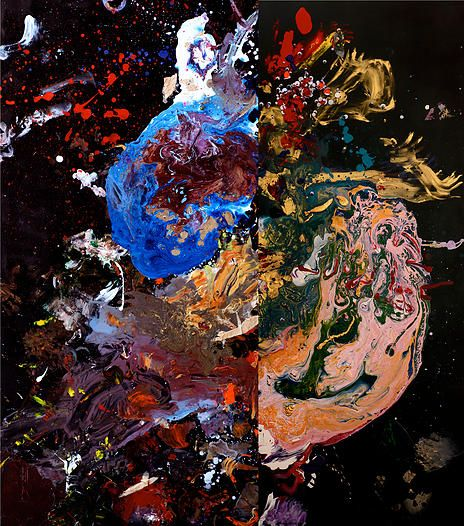 aelita andre art abstract expressionist painter prodigy | 2009