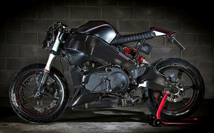 Buell XB Pirate | Inazuma café racer                                                                                                                                                                                 More