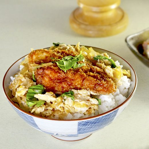Share  Chicken Katsu Recipe Who doesn't like fried chicken!Chickenkatsu is a very traditional andpopular Japanese dishwe all enjoy. I've been asked several times to post a katsudon recipe, so here it is! This chicken katsu recipe is very easy to make and has all the right flavors; far from being bland, it's both sweet...Read More »
