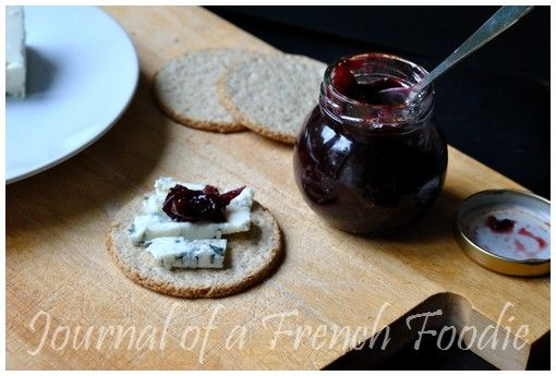 #Cranberry and red onion relish, made with #Thermomix - a great #recipe for the Holidays! More gifting ideas at: http://www.superkitchenmachine.com/2012/17688/thermomix-gift-recipe.html