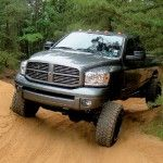 2013 dodge trucks lifted