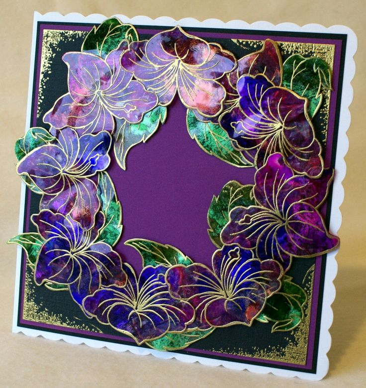 FANTASY FLORAL – May 2013 | Sheena Douglass - Crafts, Papercrafting, Stamps, Create & Craft