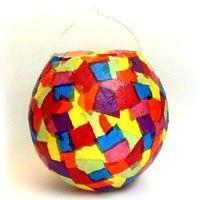 die besten 25 laterne basteln luftballon ideen auf. Black Bedroom Furniture Sets. Home Design Ideas