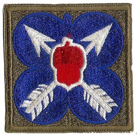 XXI U. S. ARMY CORPS