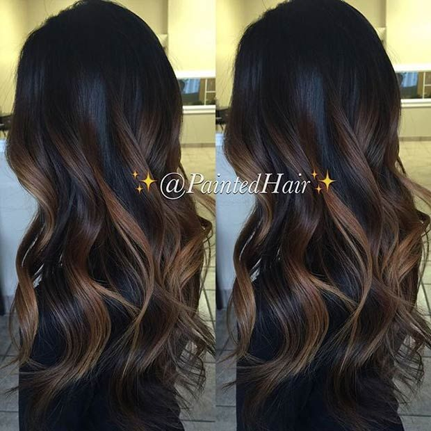 ... Caramel Highlights on Pinterest - Carmel highlights, Caramel