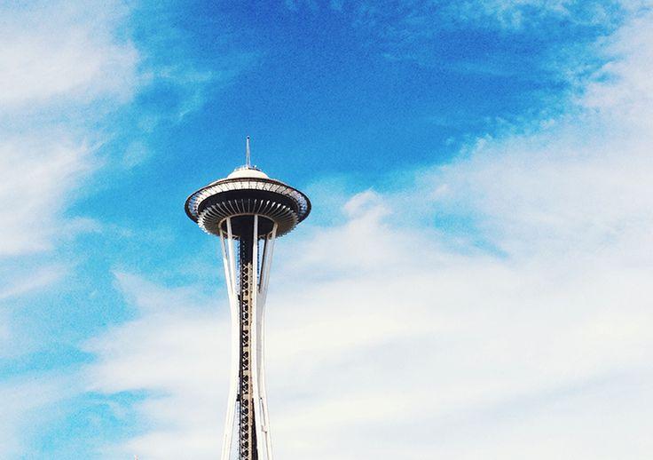 SEATTLE _ Seattle Sights Weekend Itinerary