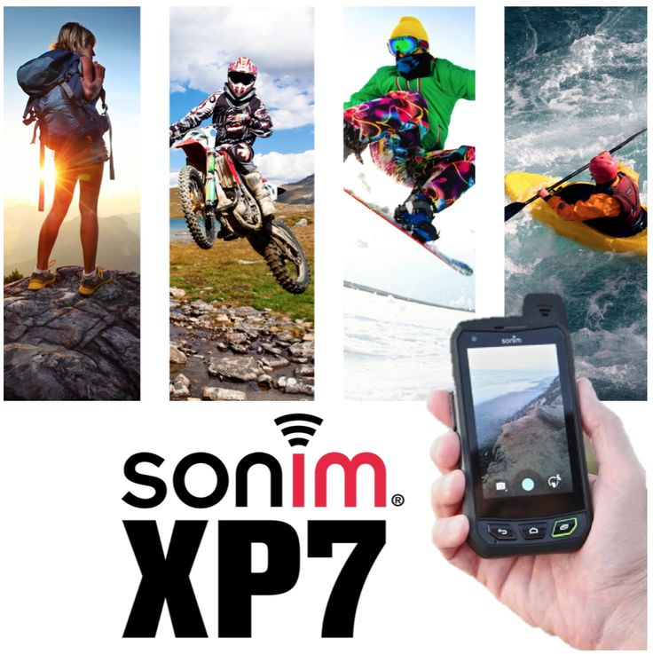 Sonim XP7: The Most Rugged LTE Android Smartphone | Indiegogo.
