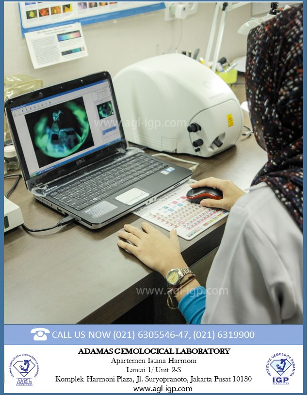 A.G.L is operated by professional and well trained gemologists, and fully equipped with modern facilities and advanced equipment