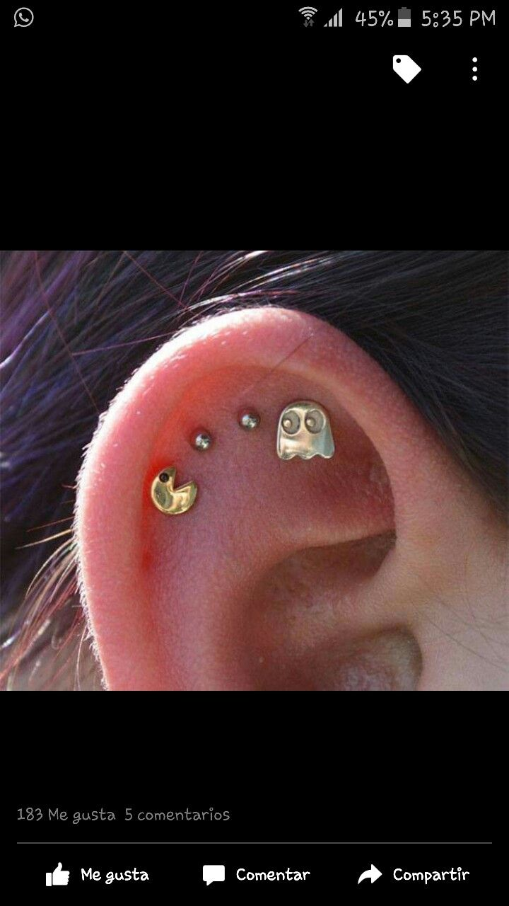 best Piercing Ideas images on Pinterest  I want Diy kid jewelry