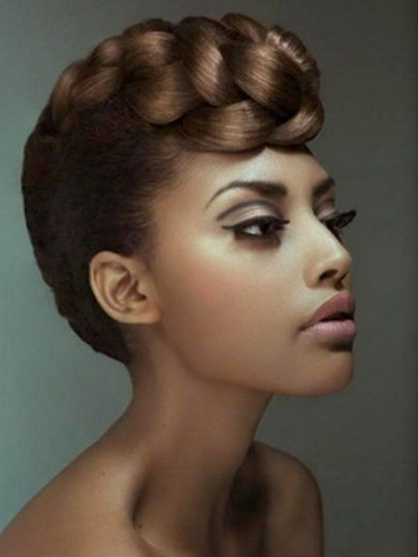 90 best i am not my hair sometimes images on pinterest best braided updo hairstyles for black women 2014 pmusecretfo Choice Image