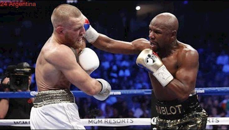 La Pelea Del Milenio - Floyd Mayweather vs Conor McGregor!