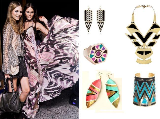 Модно: этнический стиль в одежде - Портал «Домашний»