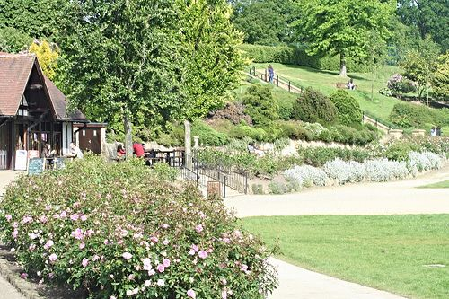 Calverley park, Tunbridge Wells