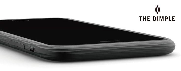 iPhone6 ディンプル