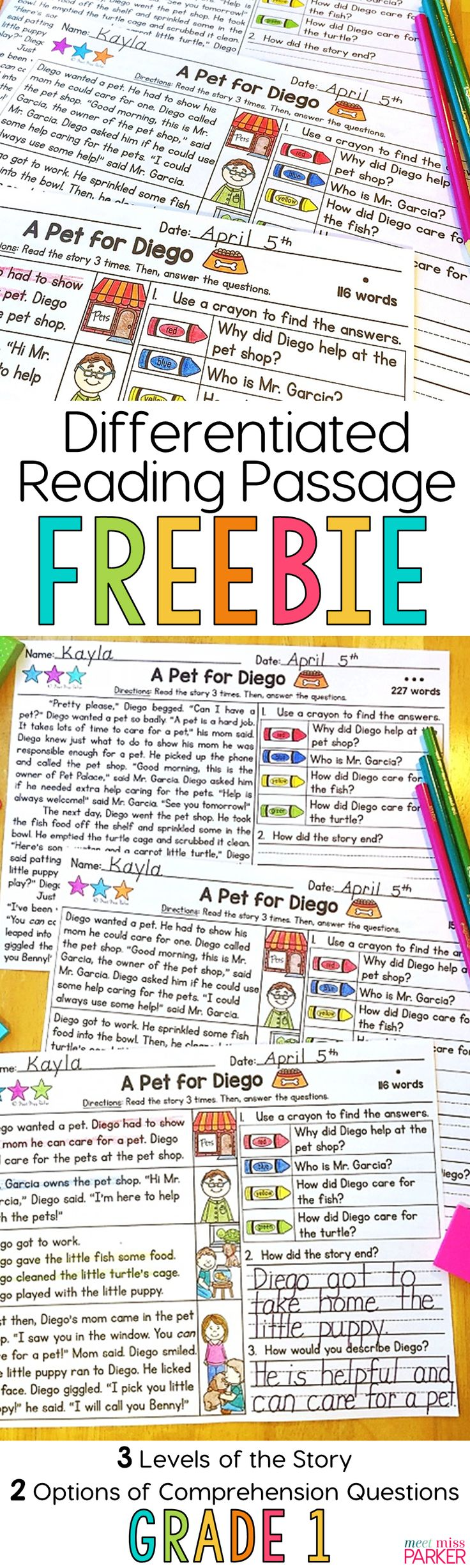 9 best Reading 1st Grade images on Pinterest | Guided reading ...