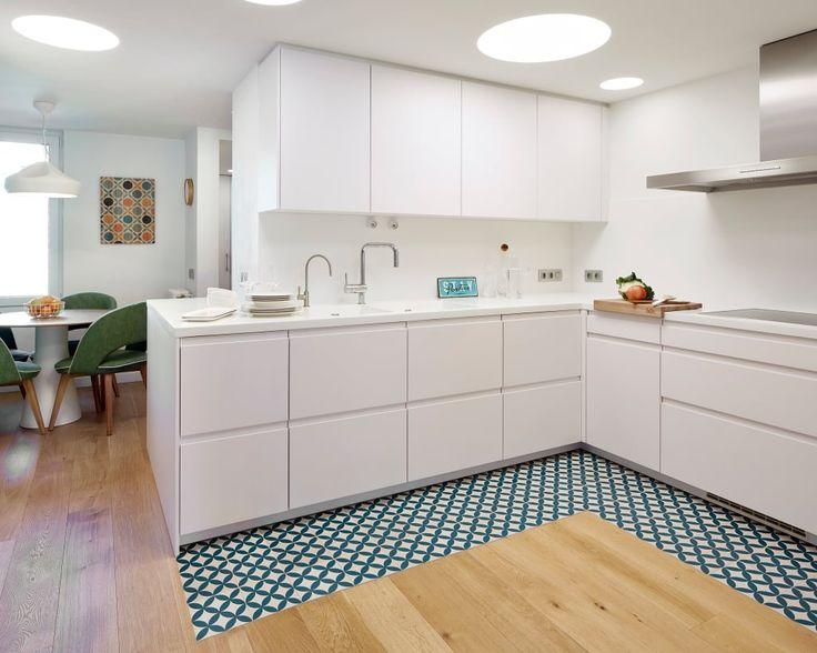 Un Appartamento Moderno con Tante Idee Fresche e Attuali  (di Agnese D'Alfonso)