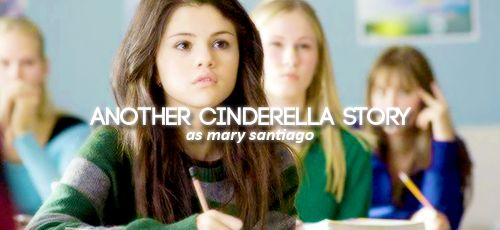Another cinderella story:)