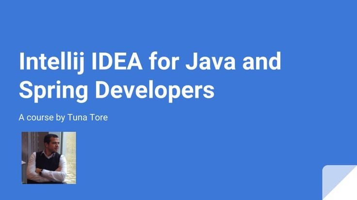Java and Spring Boot Development with IntelliJ IDEA - Udemy Coupon 100% Off   Learn how to develop Java applications with IntelliJ IDEA Learn how to develop Spring projects with IntelliJ IDEA Learn how to develop and run a Spring Boot project with IntelliJ IDEA Increase your productivity and learn tricks and tips Learn IntelliJ IDEA keyboard shortcuts Run debug and test Java applications with IntelliJ Search and edit source codes easily in IntelliJ IDEAUdemy Coupon :http://ift.tt/2rkufXz…