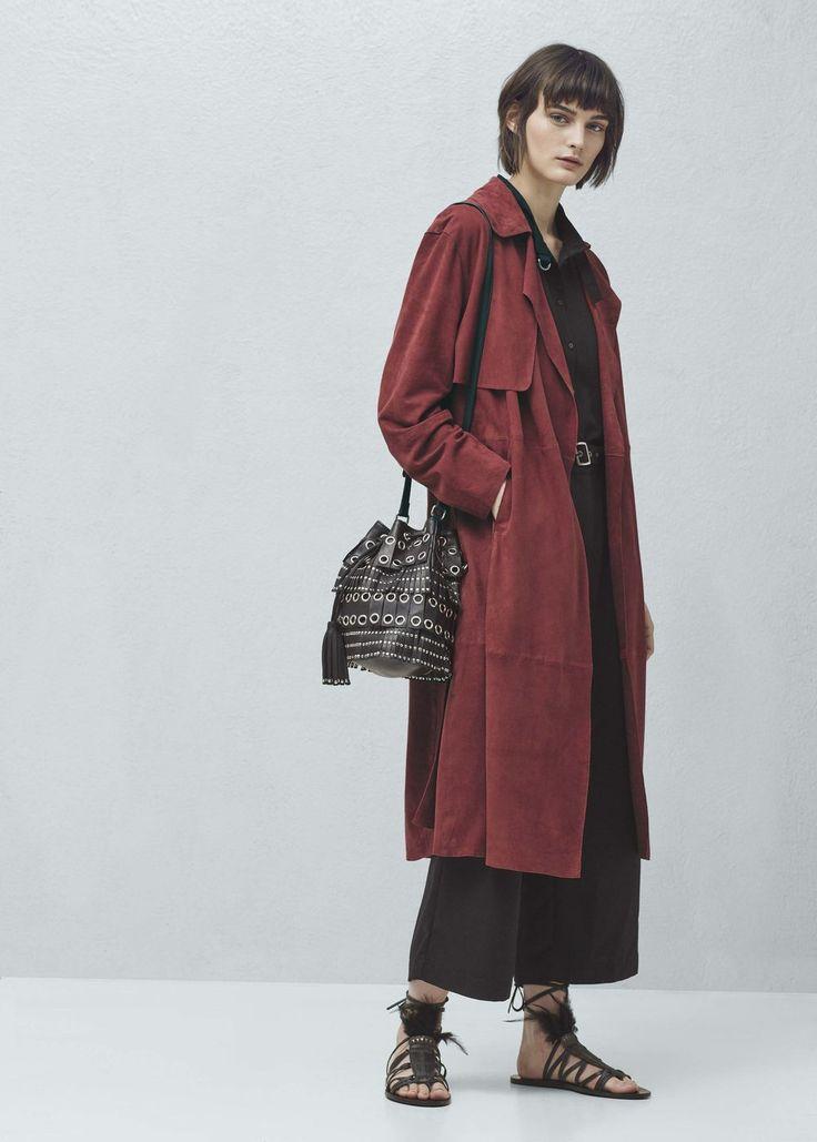 Manteau -  Femme | MANGO