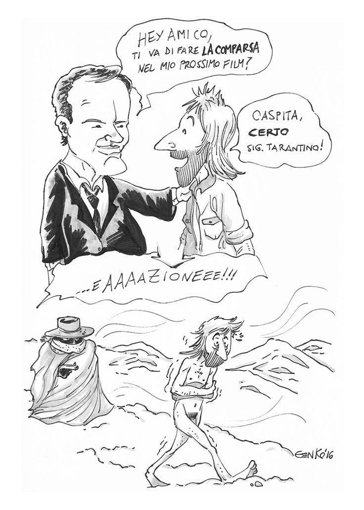 Il vero dramma di cui nessuno parla nellultimo film di Tarantino.