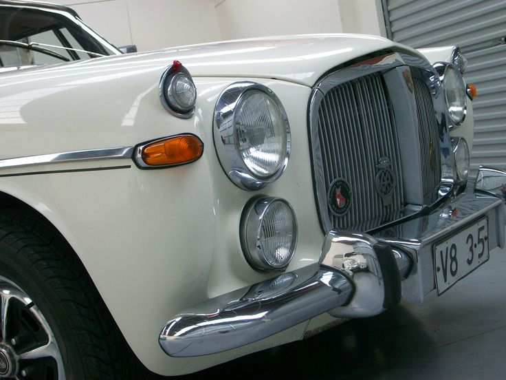 1973 Rover P5B Coupe