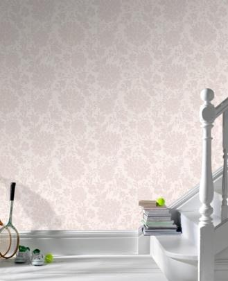 Pemberley : Pink Wallpaper
