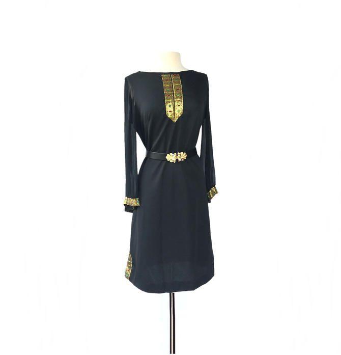 Pin On Black Vintage Fashion