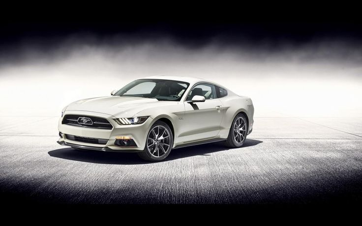 Auto 2015 Ford Mustang GT Fastback 50 Year Limited Edition