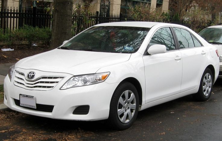 Model-year 2011 #Toyota Camry Recalled due to Suspension Problem