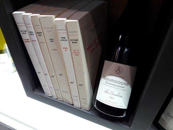Bourgogne Chardonnay Les Ursulines 2015 - Jean Claude Boisset