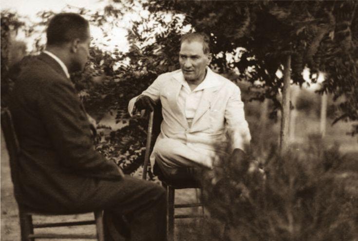 Atatürk'ün Kastamonu'lu İşçiyle Güreşi   MustafaKemâlim