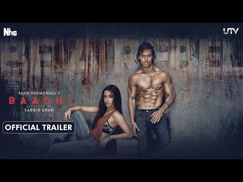 Baaghi (2016) - Movie Songs Lyrics & Videos   Tiger & Shraddha - Lyrics   Hindi Songs   New Songs   Old Songs