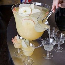Jubliee Garden Party Punch