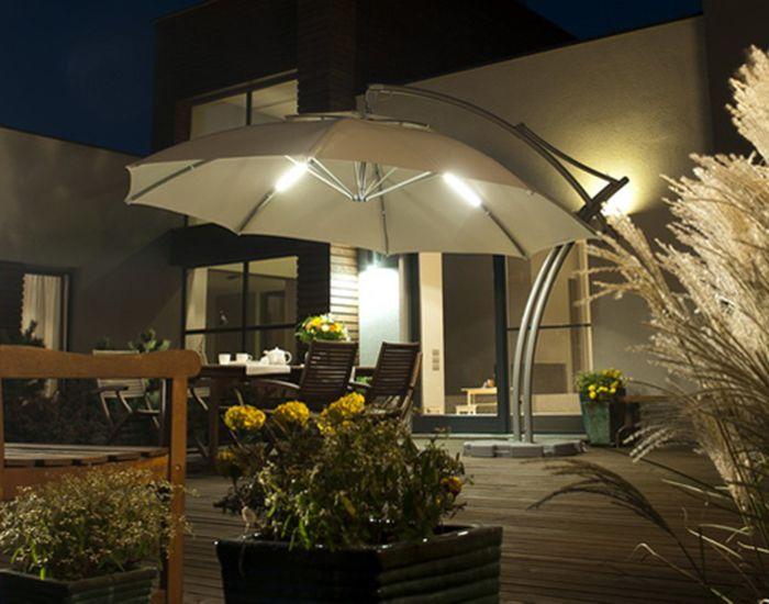 """Parasole ogrodowe Litex w promocji """"First Minute"""" - taniej o 10%! >> zobacz więcej: http://gardenspace.pl/kategoria/parasole-3"""