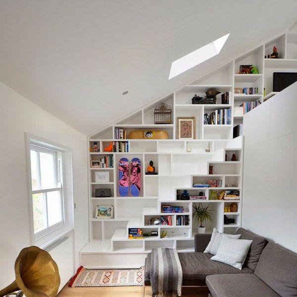 Die besten 25+ Treppenstufen gestalten Ideen auf Pinterest - treppen wand gestalten