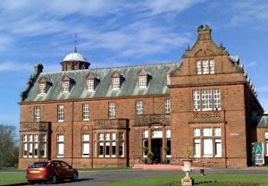 Traditional Afternoon Tea for Two at The Aston Dumfries Hotel