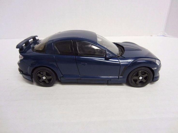Transformers Alternators Shockblast #12 Mazda RX-8 Hasbro #Hasbro